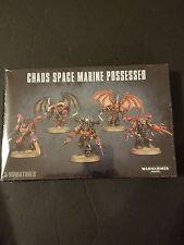 Chaos space marine possessed nib 40k