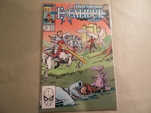 Excalibur #12 (Marvel 1989) Free Domestic Shipping
