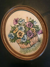 Marvetti cultured Engraving Flowers