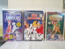 WALT DISNEY (10 NEW Videos) Bambi, Aristocats, The Rescuers, Toy Story, Tarzan