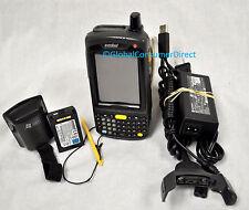 Motorola Mc70 Mc7094-P2Cdjqha83R 1D/2D Barcode Scanner Gsm Gps +Charge/Usb Kit