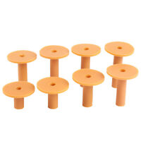 Hitting Practice 8Pcs Tees Rubber Tee for Driving Range for Training