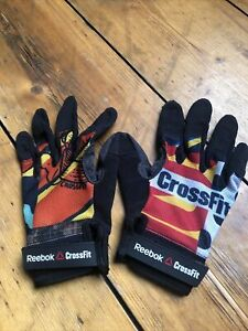 reebok crossfit gloves Small
