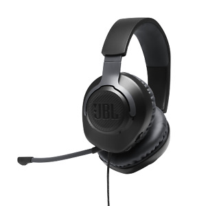 JBL Quantum 100 Wired Over-ear Gaming Headphones
