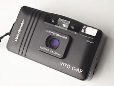 Voigtlander Vito C-AF / aka Samsung AF Slim, Rollei Prego AF - tested - exc.++