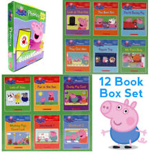 Scholastic Peppa Pig Phonics Box Set 10 Readers, 2 Workbooks (Paperbacks)