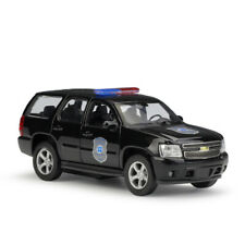 Welly 1:36 CHEVROLET Tahoe Police Car 2008 Diecast Model Car