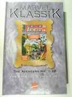 Marvel Klassik Bd. 5 The Avengers Panini Hardcover Zustand 1
