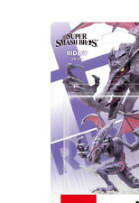 Amiibo Ridley (Super Smash Bros) Brand New - Region Free - Factory Sealed