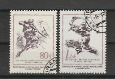 v228 Albanien / Türkenkrieg  MiNr 2084/85 o