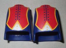 13064 Cuerpo casaca azul 2u playmobil,body,medieval,casaca,epoca,jacket