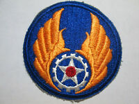 WWII ARMY AIR CORPS AIR MATERIAL COMMAND COLOR SSI PATCH