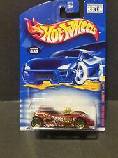 2001 Hot Wheels #83 Extreme Sports 3/4 Twin Mill II : 50121