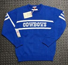Mitchell & Ness NFL Dallas Cowboys Authentic Throwback Knit Sweater Mens XL