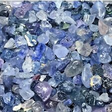 Rough Natural Blue & Fancy Sapphire Gemstone Heated Certified Mixed Size 100cts.