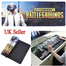 UK Battlegrounds PUBG Large Mouse Pad Speed Keyboard Mousepad Game Desk Mat PCs