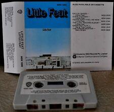 LITTLE FEAT      -  LITTLE FEAT  -                               Cassette Tape