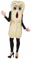 Sausage Brenda Food Adult Costume Tunic Halloween Dress Up Rasta Imposta