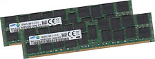 "2x 16GB 32GB DDR3 ECC RAM Apple Mac Pro 6,1 ""Cylinder"" 1866 Mhz PC3-14900R 2013"