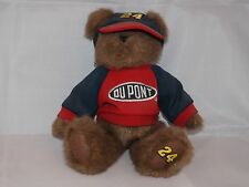 Boyd's Bears Collection Nascar #24 Jeff Gordon Dupont Plush Bear