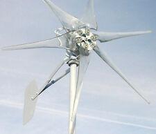 New High density polycarbonate wind fan propeller blades for wind generator fit