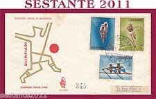 SAN MARINO FDC VENETIA 79 - 1 SM OLIMPIADI TOKYO 1964 (146)