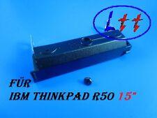 """Cubierta Discos Duros para IBM Thinkpad R50 + Tornillo Cubierta HDD 15"""""""