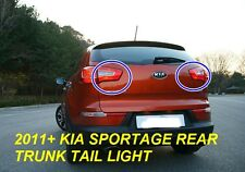 For 2011 ~ 2013 KIA Sportage Rear trunk tail light lamp Genuine (2EA left&right)