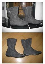 Super Winterstieferl / Schuhe in  grau  Gr. 35   NEU TOP