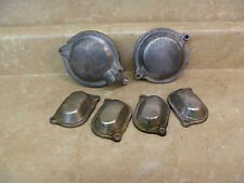 Yamaha 920 Virago XV XV920 Used Original Engine Cylinder Head Covers 1982 #M2