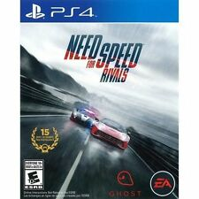 Need For Speed: Rivals [PlayStation 4, PS4, Street Racing, Open World] Used