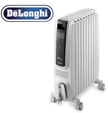 DeLonghi Dragon4 Oil Column Heater with Electronic Timer (24 Hour) Heating Home