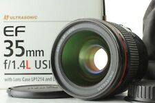 [ Near Mint+5 Boxed ] Canon EF 35mm f1.4 L USM Lens from Japan