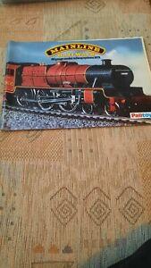Mainline Railways Palitoy 00 gauge model 1979 Catalogue