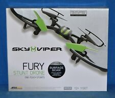 Sky Viper FURY Stunt Drone with Surface Scan technology