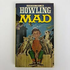 Signet 1967 Paperback MAD - Howling MAD Comic Book - Third Printing