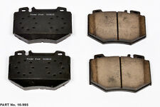 BRAND NEW POWERSTOP FRONT BRAKE PADS 16-985 / D985 FITS VEHICLES ON CHART