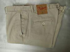 Vendita! Marco pescarolo napoli RTP £ 495 (KITON Pantaloni MAKER) 32W 34L Jeans italiano
