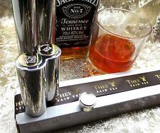 Personalised FREEMASON Hip Flask Cigar Case Tube MASONIC Luxury Gift Engraved