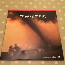 Twister Laserdisc CAV Standard Play Widescreen NTSC