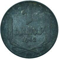 COIN / SERBIA / 1942 1 Dinar  German Occupation      #WT24503