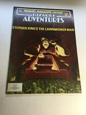 Bizarre Adventure 29 Vf/Nm Very Fine/Near Mint 9.0 Marvel Comics