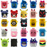 Cute Cartoon Soft Silicone Earphones Protective Cases For Airpods Charging Cover