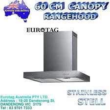 EUROTAG 60cm S/STEEL 3 SPEED CANOPY 660m3/hr  MODEL: CXW-125-62760  RRP$599.00