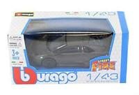 Burago 1/43 Diecast Model Lamborghini Reventon in Matt Grey  'Street Fire' Range