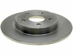For 1988-1990 Chrysler Dynasty Brake Rotor Rear Raybestos 25325YY 1989 R-Line