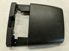 99-04 JEEP GRAND CHEROKEE LAREDO FLOOR CENTER CONSOLE REAR COVER TRIM OEM CR58
