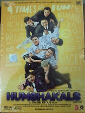 HUMSHAKALS (2014) SAIF ALI KHAN, RITESH DESHMUKH - BOLLYWOOD 2 DISC DVD