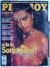 Playboy NL 1/2003, Sonja Silva, Nike Zalokar, Helle Berry, Nathalie Fister