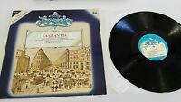 """LA ZARZUELA LA GRAN VIA 12"""" VINYL LP VG+/VG+ SPANISH EDITION 1979"""